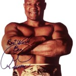 George Foreman - 2 TIME HEAVYWEIGHT CHAMPION OF THE WORLD