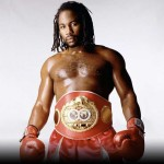 Lennox Lewis - HEAVYWEIGHT CHAMPION OF THE WORLD